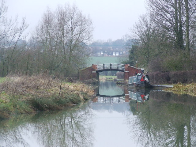 Bridge 172, Oxford Canal