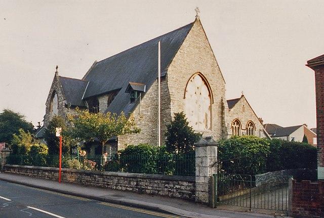 St Mark, Woolston