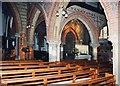 SU4310 : St Mark, Woolston - Interior by John Salmon