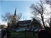 TQ3473 : St Peter's Ecumenical Centre, Lordship Lane by Robert Lamb