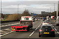 SP0195 : M6/M5 Interchange by David Dixon
