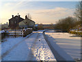 SD7506 : Canalside Buildings at Nob End by David Dixon
