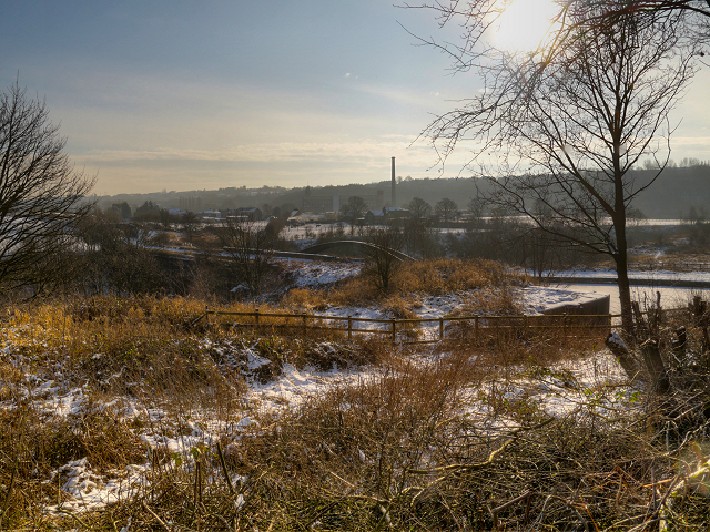 Manchester, Bolton and Bury Canal, Prestolee (Nob End) Locks