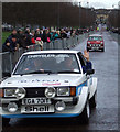 NS5964 : Monte Carlo Classic Rally Glasgow by Thomas Nugent