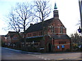 TL1314 : United Reformed Church by Adrian Cable