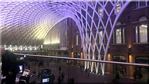 TQ3083 : King's Cross Station by Fractal Angel