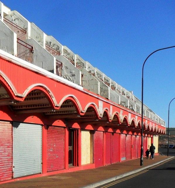Amusement arcade, Sandown