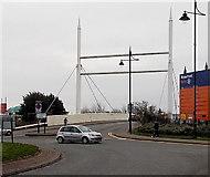 ST1167 : Gladstone Bridge, Barry by Jaggery
