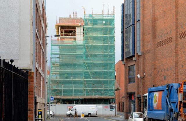 Hotel site, Dublin Road, Belfast (2013-3)
