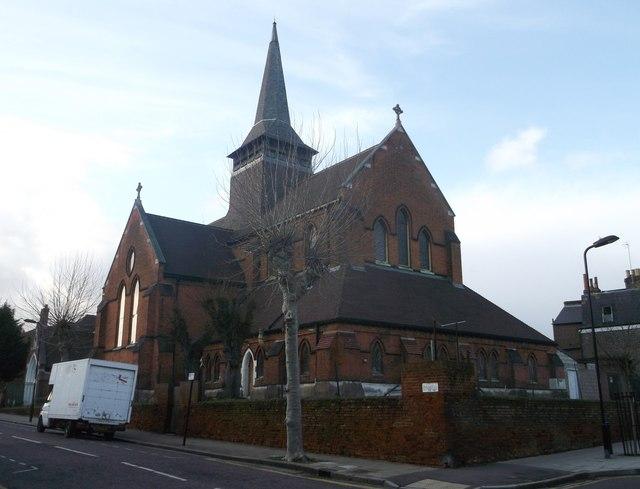 Church of St Paul, Lower Clapton