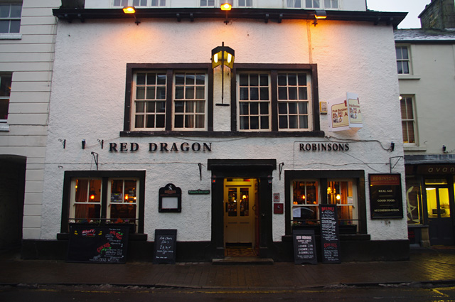 Red Dragon, Kirkby Lonsdale