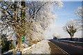 NY3962 : A7 To Longtown by David Liddle