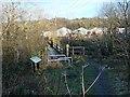 SO0307 : Pont-y-Cafnau from the south-west, Merthyr Tydfil by Robin Drayton