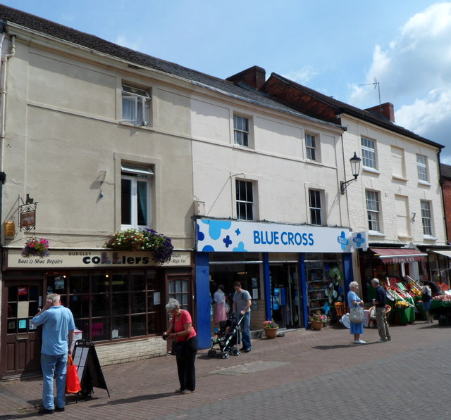Blue Cross charity shop, Dursley