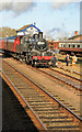 SK5613 : Great Central Railway - Swithland sidings by Chris Allen