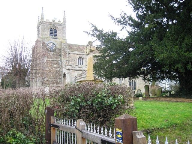 St Martins Church, Little Stukeley