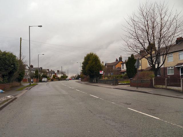 Ashton Road (A49)