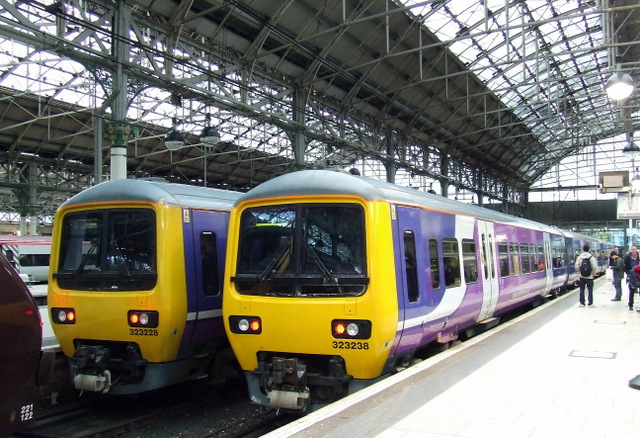 Image result for train manchester piccadilly