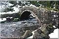 SK0567 : Washgate Bridge by Dave Dunford