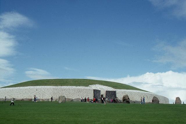 Newgrange Neolithic Passage Tomb