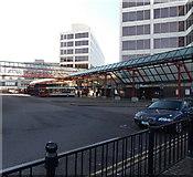 SU1584 : Swindon Bus Station by Jaggery