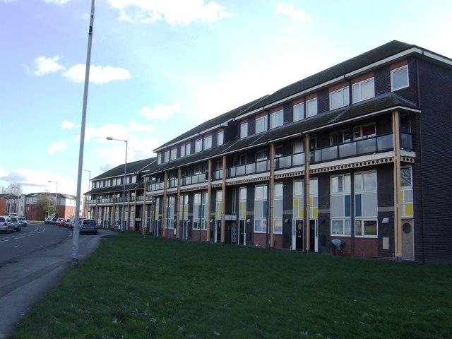 Council Housing - Linden Close