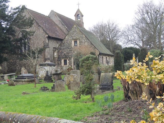 St. Thomas & St Nicholas Church - Bedhampton