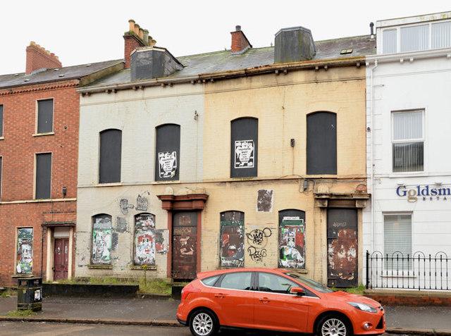 Nos 55-59 University Street, Belfast