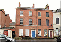 J3372 : Nos 59 & 61 University Street, Belfast by Albert Bridge