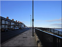 NZ3672 : The Promenade, Whitley Bay by Ian S