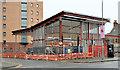 J3373 : New petrol station, Belfast (4) by Albert Bridge