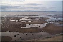 SD4161 : The beach at Lower Heysham by Bill Boaden