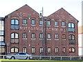 NZ3181 : The former Blyth & Tyne Brewery building, Blyth by Ian S