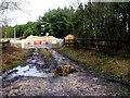 SY8490 : Military Access Gate by Nigel Mykura