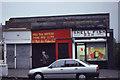 NS5964 : Anti Poll-Tax Federation premises, London Road, Glasgow, 1993 by Christopher Hilton