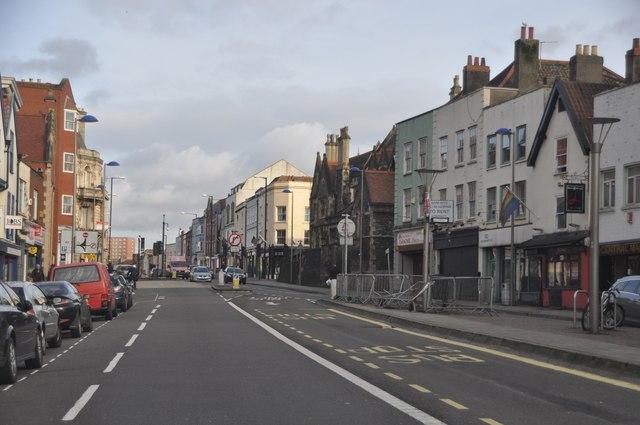 Bristol : Old Market Street