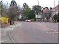 NZ2367 : Kenton Road by Oliver Dixon