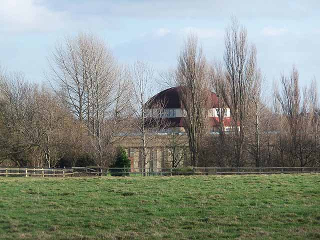 Former Palace of Arts, Exhibition Park