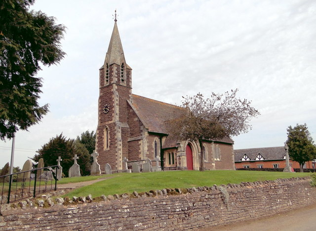 St Peter, Bullinghope