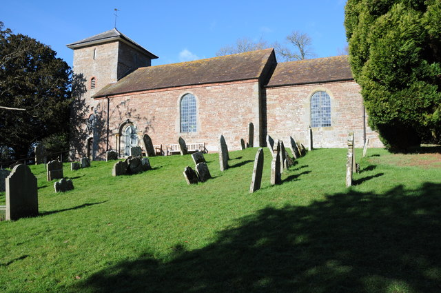 Acton Beauchamp Worcestershire and Herefordshire Family History Guide