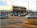 SJ5891 : M&S, Gemini Retail Park, Warrington by David Dixon