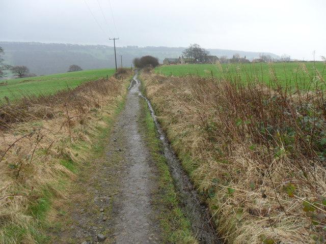 Clough Hall Lane, Castle Hill