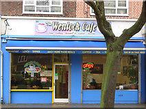 TQ3283 : Wenlock Cafe by Stephen McKay