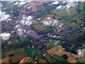 SP9501 : Chesham from the air by Thomas Nugent
