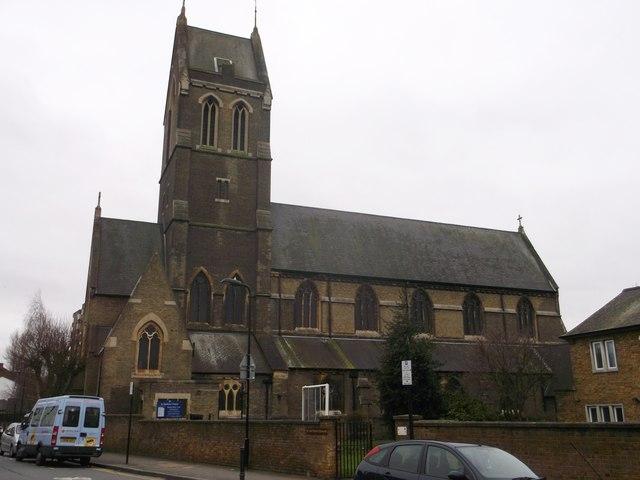 St Matthias Church, Stoke Newington