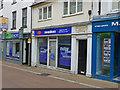 SU3645 : Andover - Swintons Insurance by Chris Talbot
