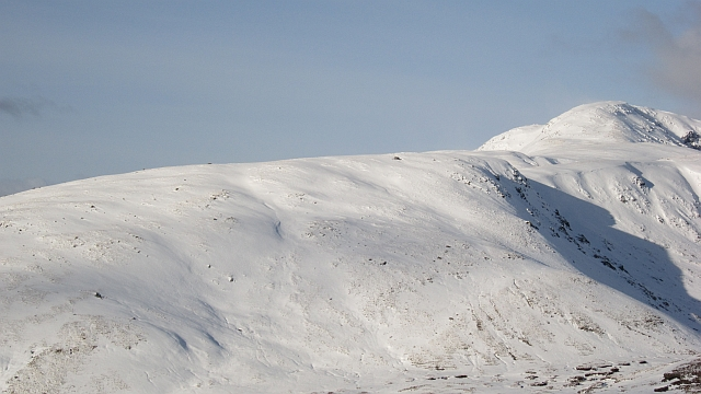 Southeast ridge, Stùc a' Chroin