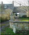 SP2642 : Old Farm by Graham Horn