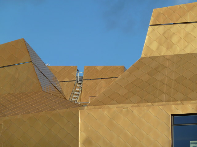 Roofline - The Hive, Worcester