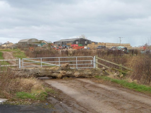 Access denied to Paradise Farm